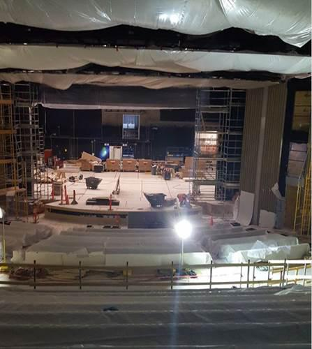 iPhone 8 etkinliğinden önce Apple Park'taki Steve Jobs Tiyatrosu'na göz atın