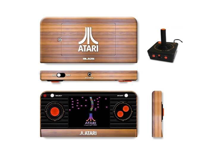 Atari 2600 el konsolu olarak geri dönüyor