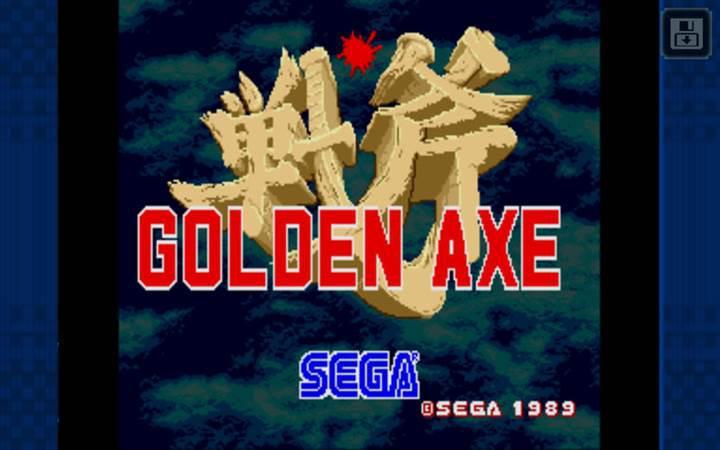 Efsanevi oyun Golden Axe mobil platforma geldi