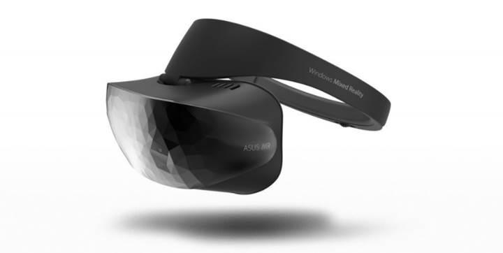 ASUS'un Windows Mixed Reality sanal gerçeklik gözlüğü