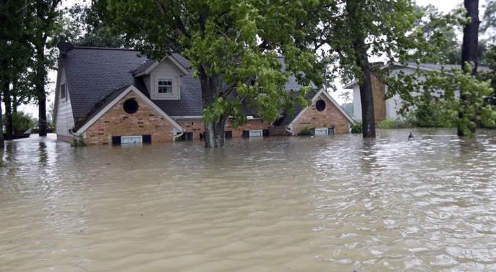 Harvey Kasırgası, ABD tarihinin en büyük zararına yol açtı