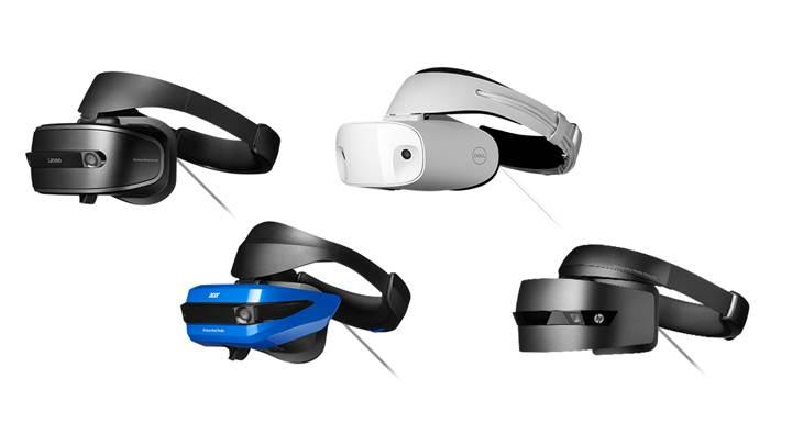 Microsoft Mixed Reality Steam desteği ile geliyor