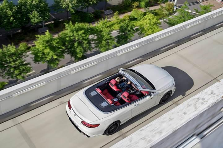 2018 model Mercedes-Benz S-Serisi Coupe ve Cabrio