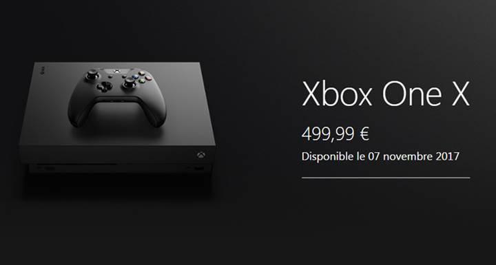 Xbox One X satışları, PS4 Pro satışlarını geçecek