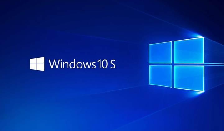 Windows 10 S'ten Windows 10 Pro'ya ücretsiz geçiş süresi uzatıldı