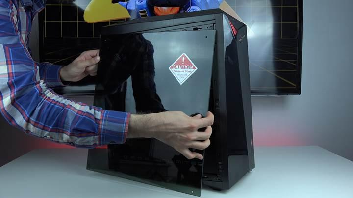MSI Infinite A incelemesi 'Tempered Glass panelli, hazır oyuncu sistemi'