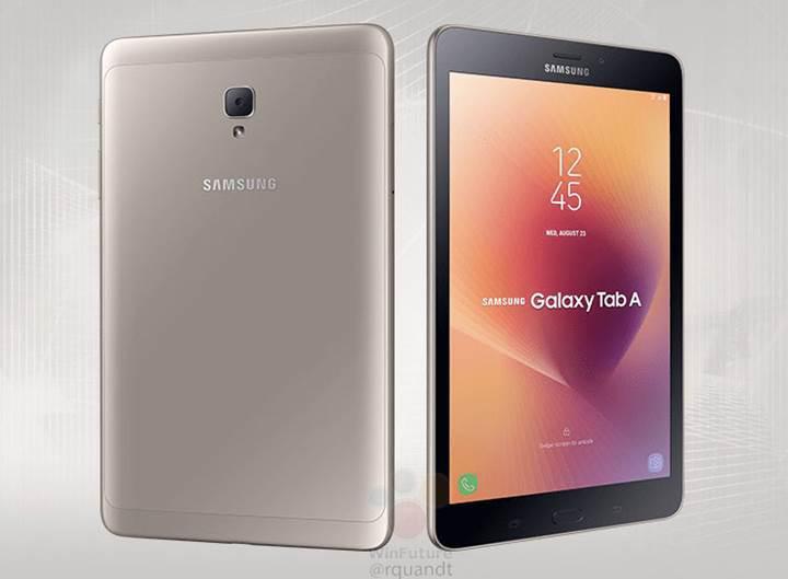 Samsung'yeni tableti Galaxy Tab A2 S ortaya çıktı