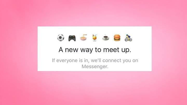 Facebook, Tinder benzeri bir servisi test ediyor