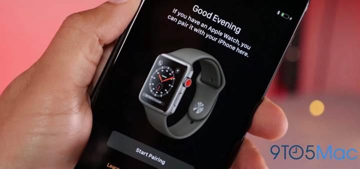 iOS 11 GM sızdı, Apple Watch Series 3'ün özellikleri gün yüzüne çıktı