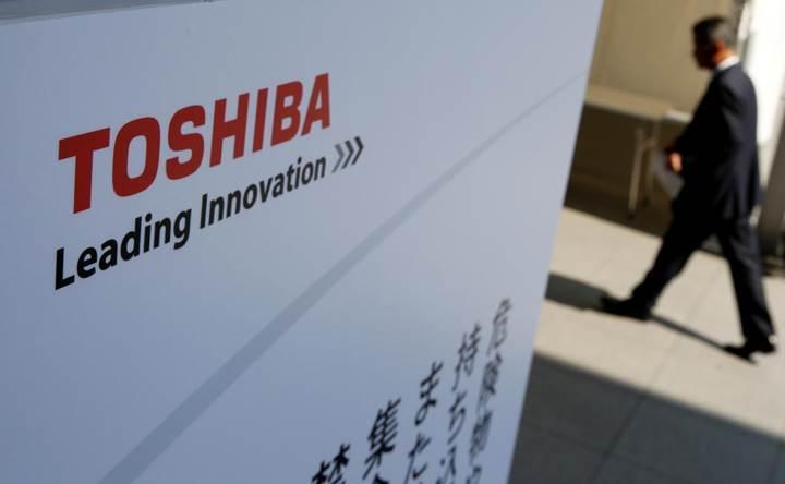 Toshiba'nın yonga bölümü için teklifler artıyor