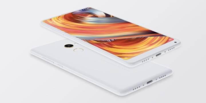Xiaomi Mi MIX 2 duyuruldu