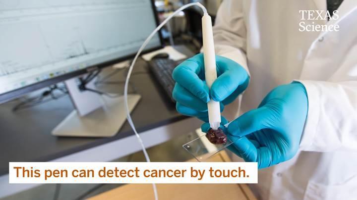 Kanser ameliyatı esnasında işlemin başarısının tespitinde yeni teknik
