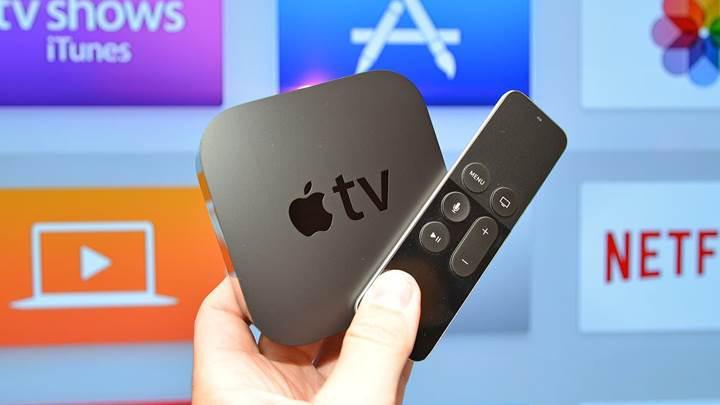 4K Apple TV'nin teknik özellikleri açığa çıktı