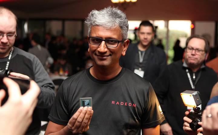 AMD'nin ekran kartlarından sorumlu başkan yardımcısı uzun süreli tatile çıkıyor