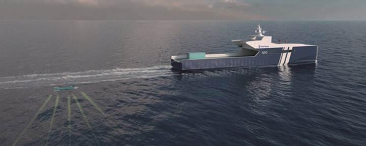Rolls-Royce otonom devriye gemisini duyurdu