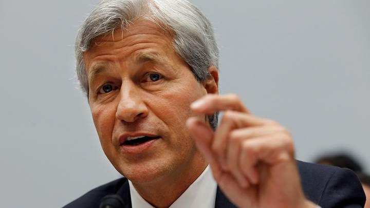 JPMorgan Chase CEO'su: Bitcoin dolandırıcılıktır, patlayacak!