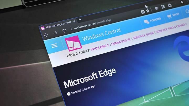 Microsoft Edge şu an 330 Milyon aktif cihazda kullanılıyor