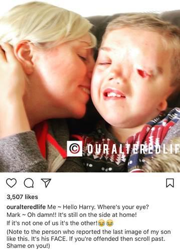 Instagram, fotoğrafını kaldırdığı çocuğun ailesinden özür diledi