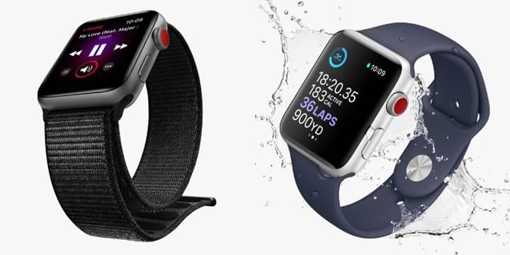 Apple Watch Series 2 iptal edildi