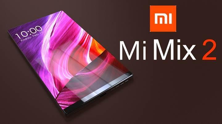 Xiaomi, Mi Mix 2'nin yanında başka bir cihazını daha tanıtabilir