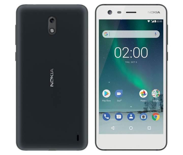 Nokia 2'nin görüntüleri ortaya çıktı