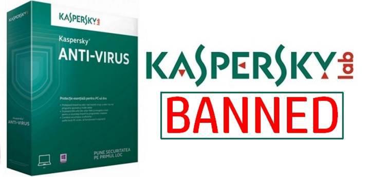 ABD hükümeti Kaspersky'ye yasak koydu