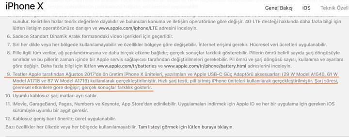 iPhone'u hızlı şarj etmek için 330 TL'lik aksesuar almanız gerekiyor