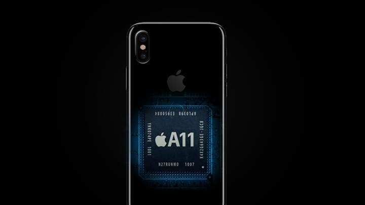 Apple'ın A11 Bionic çipi, tüm rakiplerini geride bırakıyor