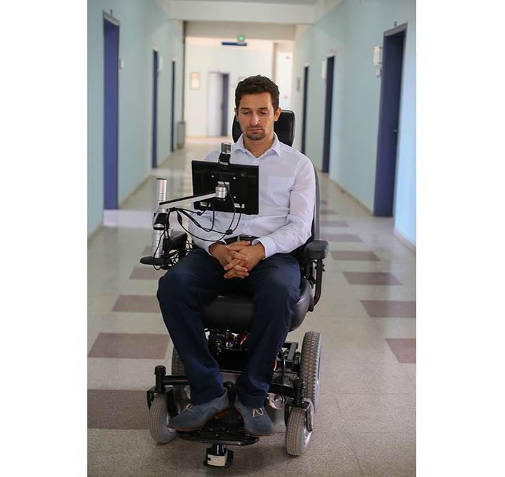 Engelli araçları için yerli otonom sistem geliştirildi