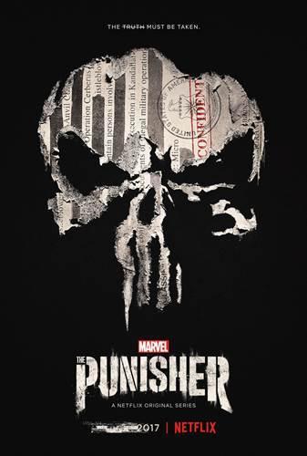 Netflix'in Punisher dizisinden ilk uzun fragman yayınlandı