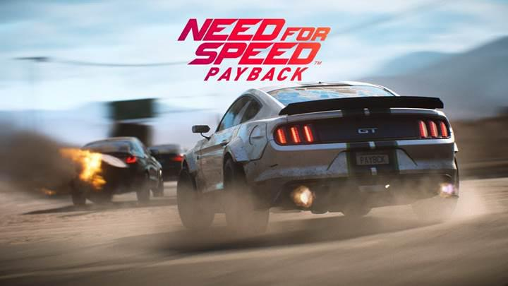 Need for Speed Payback'in sistem gereksinimleri belli oldu
