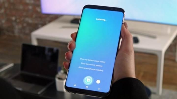 Bixby butonu orta sınıf Samsung modellerine geliyor