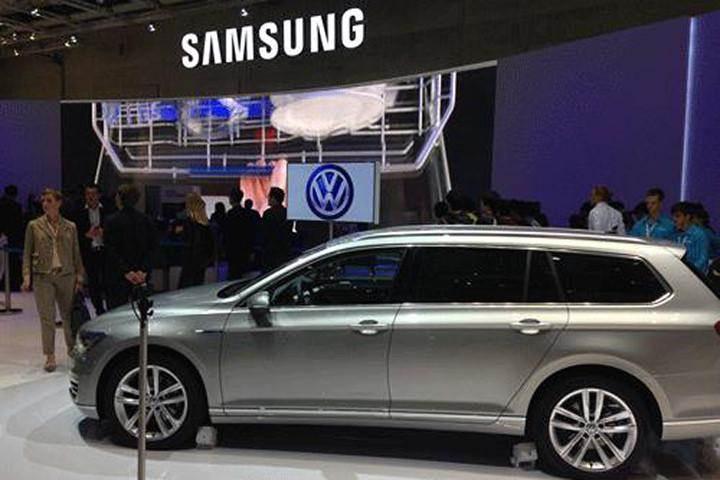 Samsung, otomobiller için eUFS bellek üretimine başladı