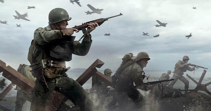 Call of Duty: WWII PC betası için sistem gereksinimleri