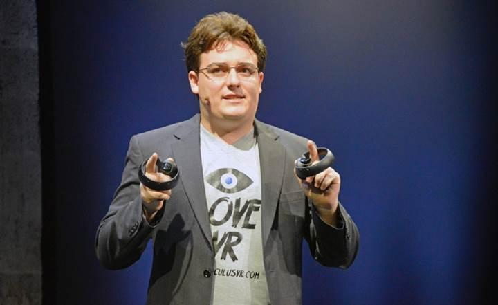 Oculus'un kurucusu yeni bir VR girişimine başlıyor