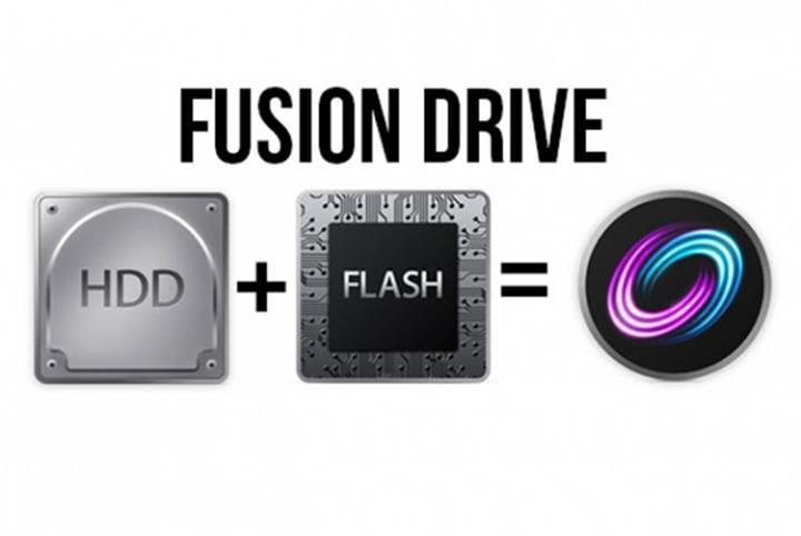 Apple'ın yeni dosya sistemi Fusion Drive sistemlere de geliyor