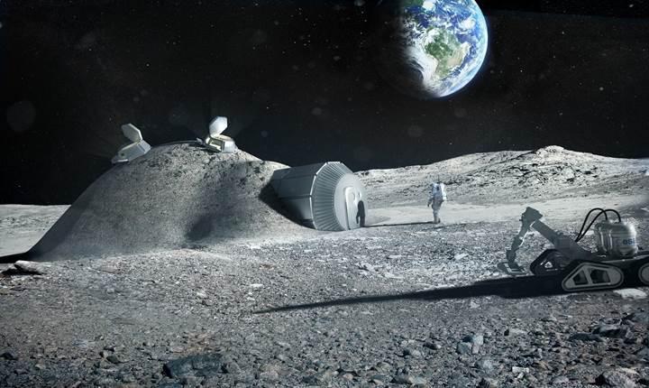 ABD ve Rusya birleşti: İnsanoğlu Ay'a geri dönüyor!