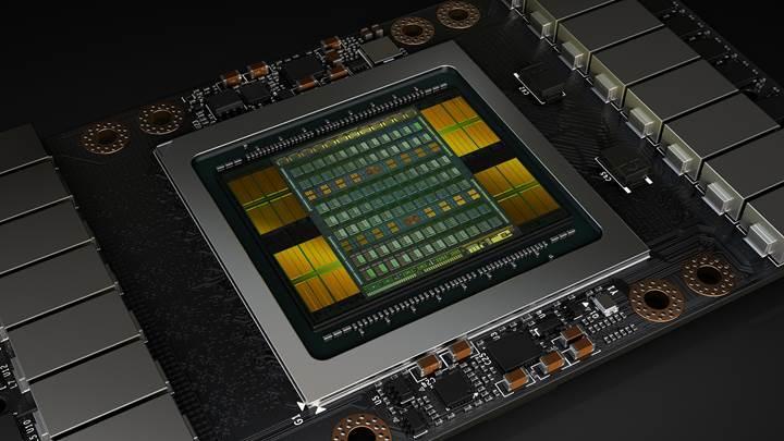 Nvidia Volta sunucu pazarına hızlı bir giriş yaptı