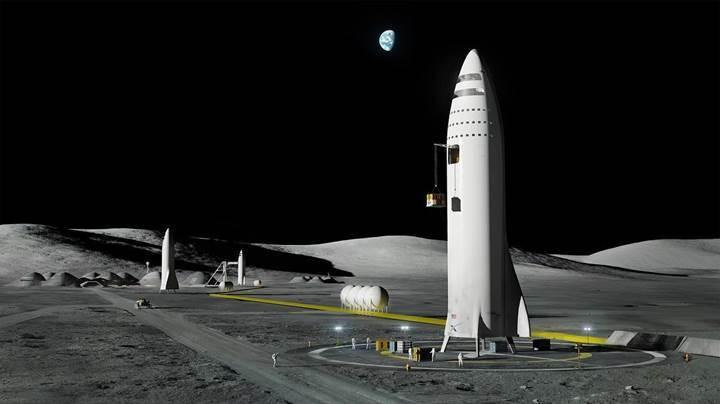 'Hem Mars'a hem Ay'a gidiyoruz' İşte Elon Musk'ın büyük planı