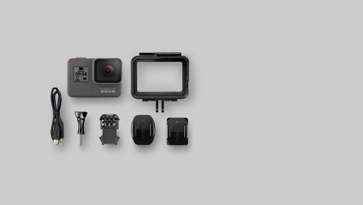GoPro HERO6 Black duyuruldu