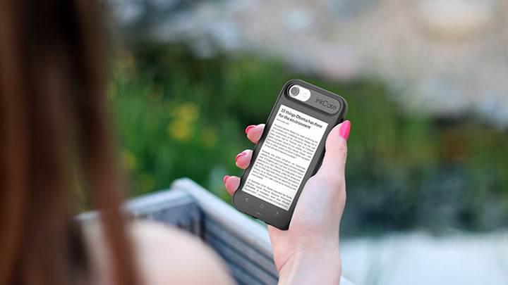 Yeni nesil dijital akıllı kılıf Oaxis InkCase i7 Türkiye'de