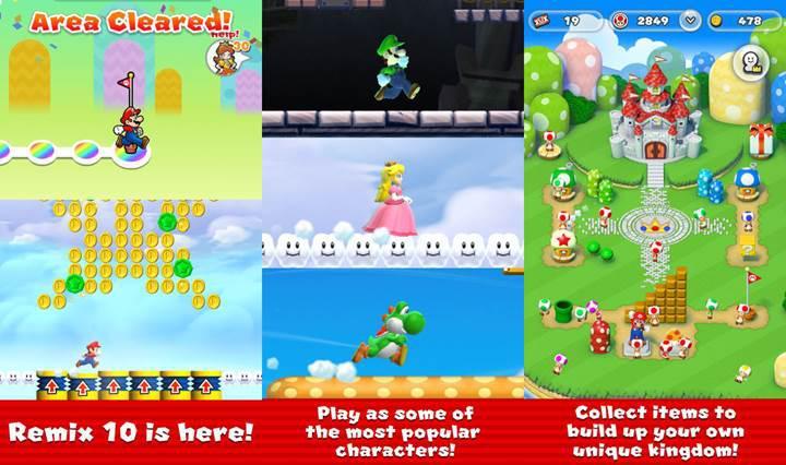 Super Mario Run indirimi başladı, kaçırmayın