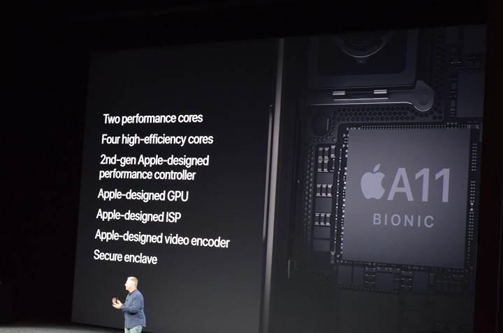 """""""Apple A11 yonga seti rakiplerinin çok önünde"""""""