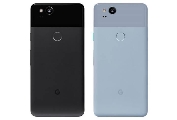 Resmi lansmandan önce sızdı: Karşınızda Google Pixel 2 ve Pixel 2 XL