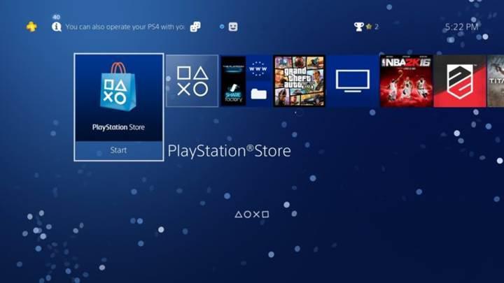 PS4 sistem yazılımı güncellemesi 5.00 yayınlandı