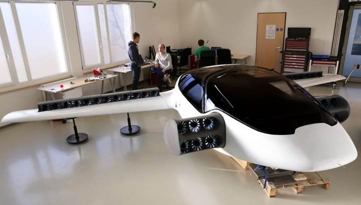 VTOL desteğine sahip Lilium Jet piyasaya çıkmaya hazırlanıyor
