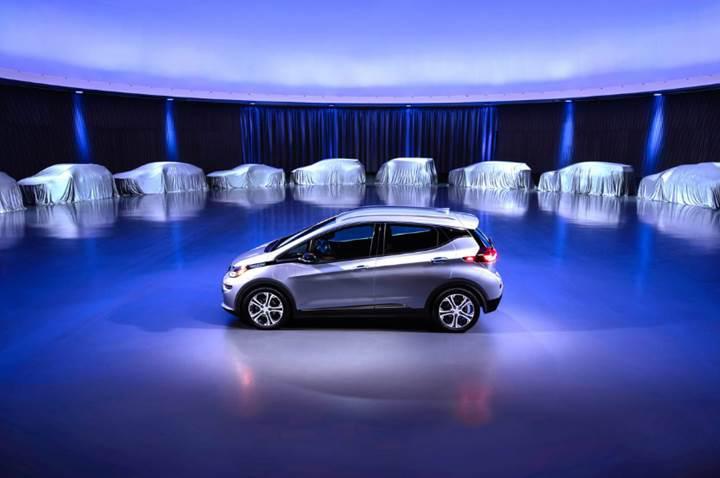 General Motors 2023'e kadar 20 yeni elektrikli otomobil çıkaracak