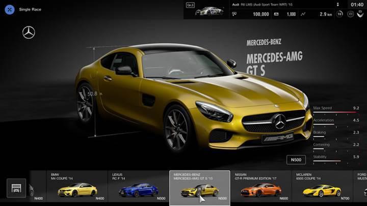 Gran Turismo Sport'un ücretsiz demosu 9 Ekim'de çıkacak
