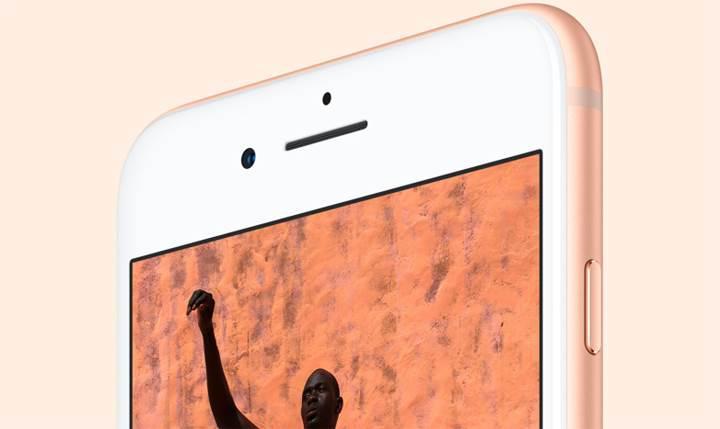 Apple, iPhone 8'deki cızırtılı ses sorununu giderdi