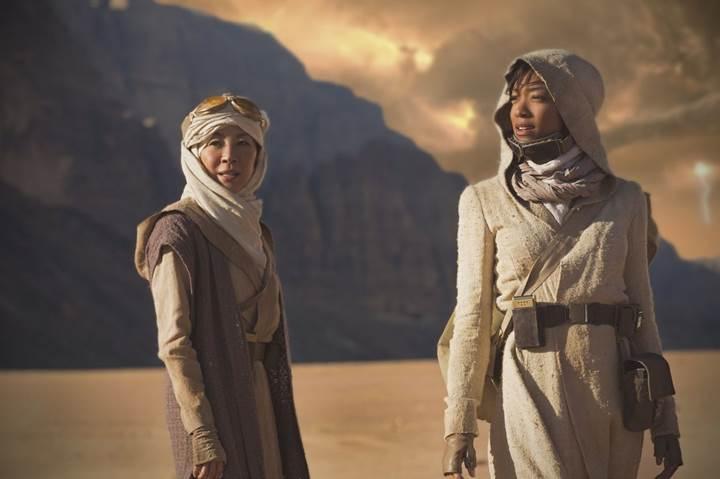 Star Trek: Discovery'den büyük başarı